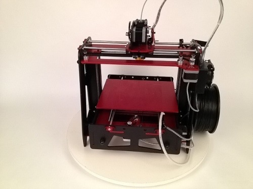 Bto1001 r2   3d printer fully assembled