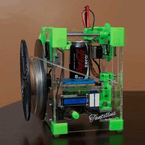 Tantillus 3d printer