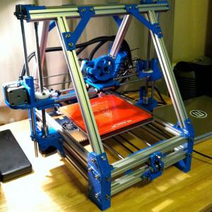 Acuity mendelmax 3d Printer