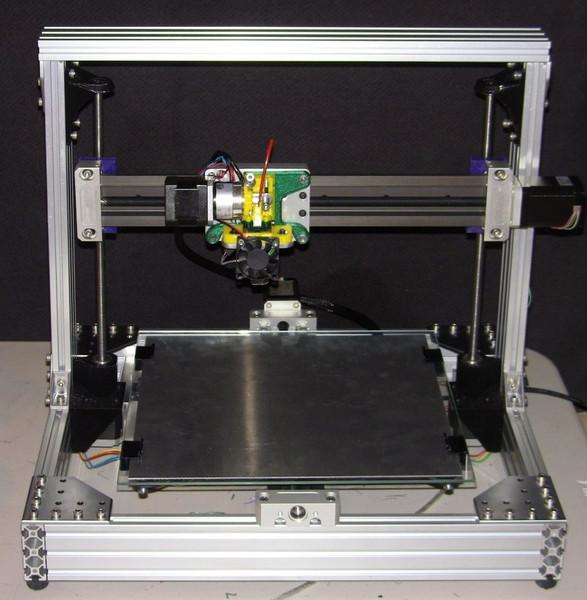 Aluminatus trinityone 3d printer