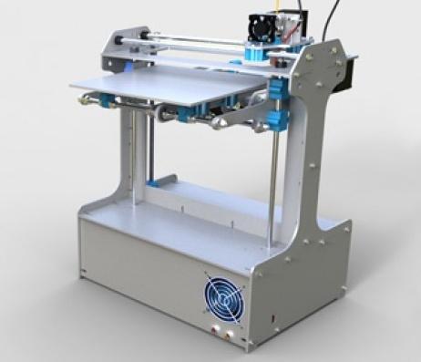 Buildabot revolution 3d printer kit