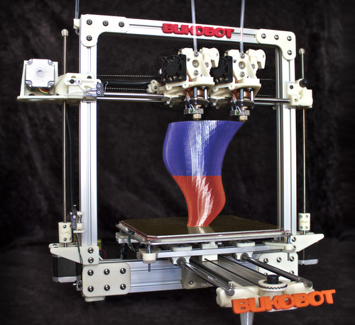 Bukobot 8 vanilla 3d printer kit