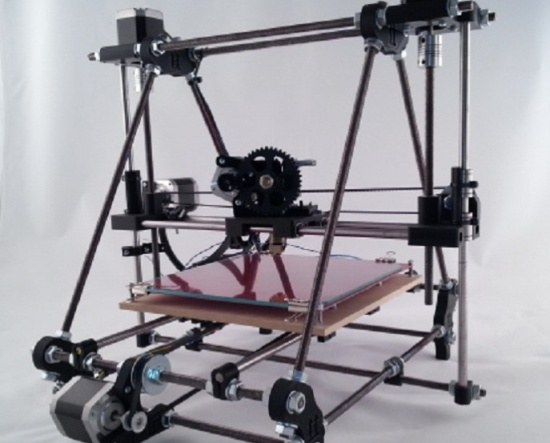 Prusa mendel iteration 2 complete kit