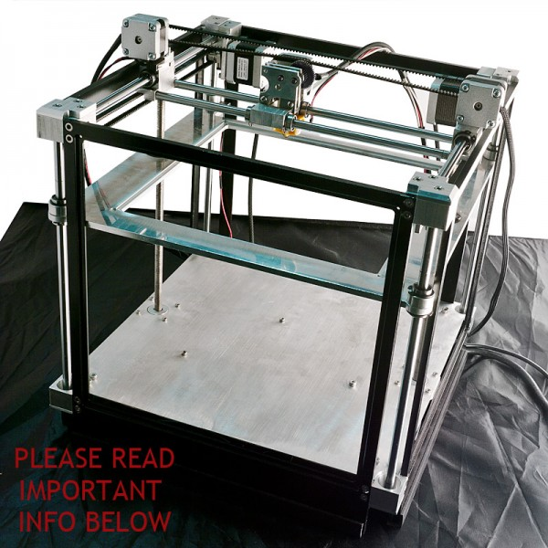 Revolution xl 3d printer