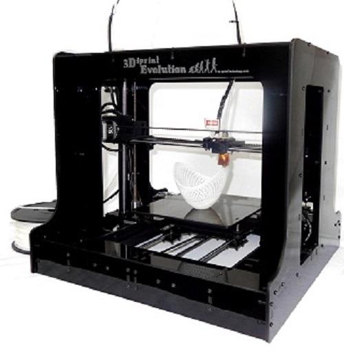Evolution Inkjet Printer Installation And Operation Manual